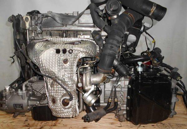 КПП Mitsubishi 4G15 CVT F1C1A FF Z27A 1