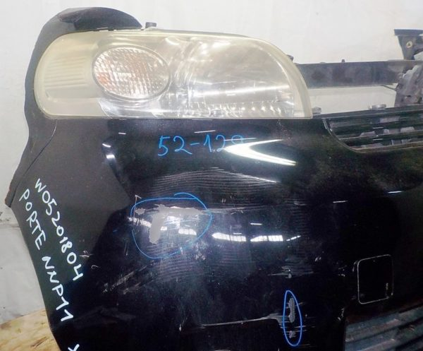 Ноускат Toyota Porte xenon (W05201804) 2