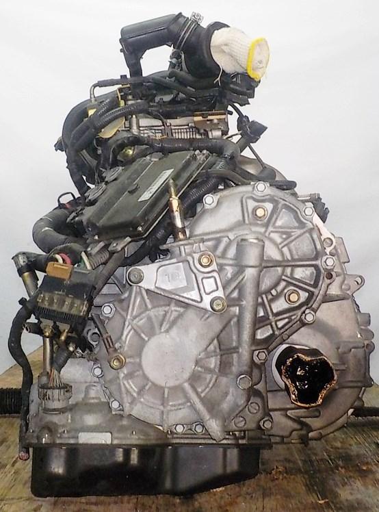 Двигатель Nissan MR18-DE - 007526A CVT RE0F08A FF коса+комп 5