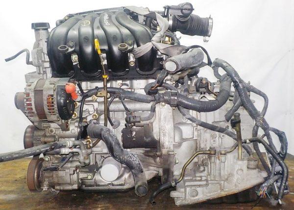Двигатель Nissan MR18-DE - 007984A CVT RE0F08A FF коса+комп 1