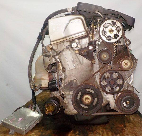 Двигатель Honda K24A - 5060143 AT MFHA FF RB1 коса+комп 4