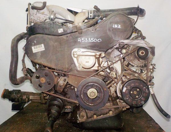 КПП Toyota 1MZ-FE AT FF 4WD Estima 4
