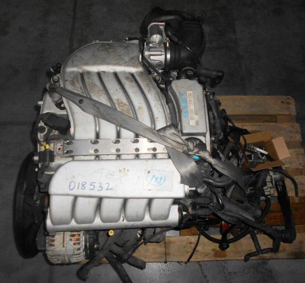 Двигатель Volkswagen AZX - 018532 AT FF коса+комп, без КПП 2
