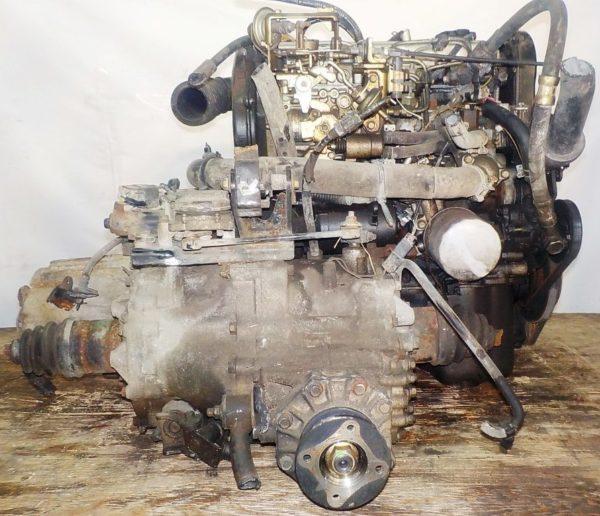 КПП Nissan CD17 MT FF 4WD 1