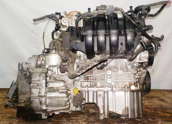 Двигатель Volkswagen BLF - 153563 AT FF коса+комп 6