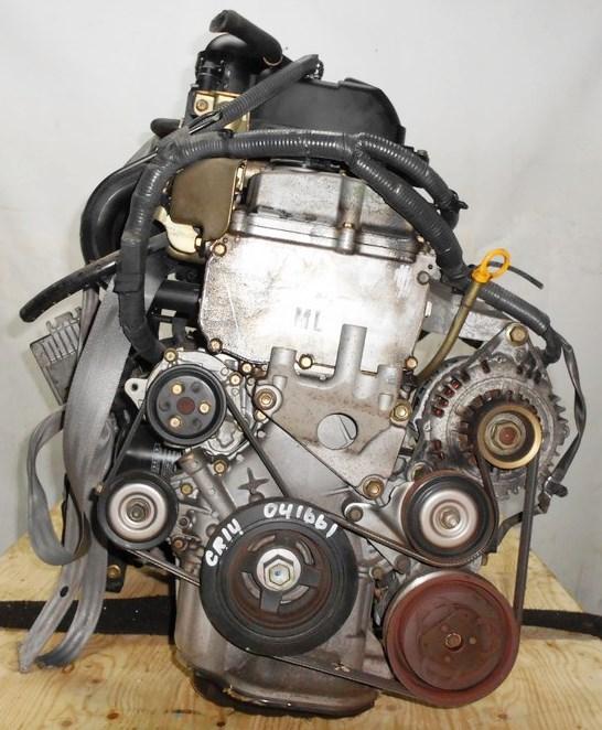 КПП Nissan CR14-DE AT RE4F03B FQ40 FF Z11 4