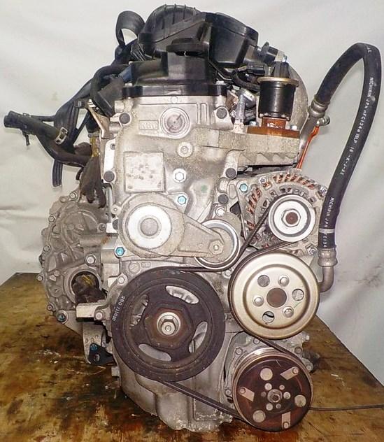 Двигатель Honda L13A - 4021493 CVT SE5A FF GE6 88 443 km коса+комп 3