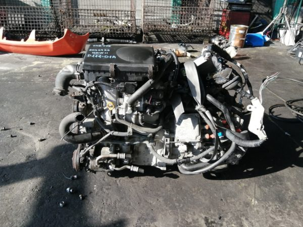 КПП Toyota 1NZ-FXE AT P111-01A FF NHW11 1