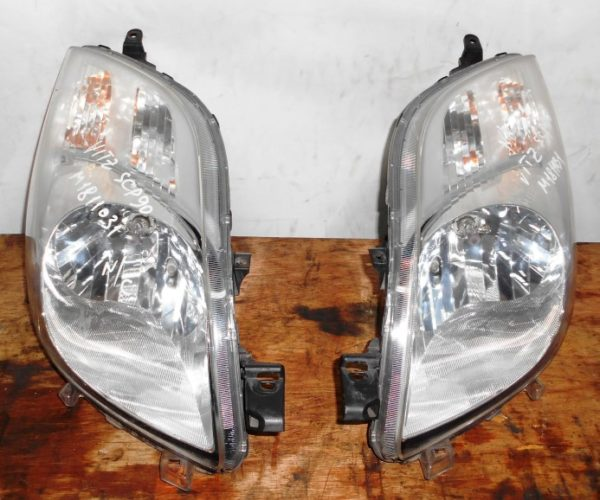 Ноускат Toyota Vitz 90, (1 model) (M1811031) 8
