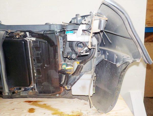 Ноускат Suzuki Swift 2000-2004 y. (E061826) 7