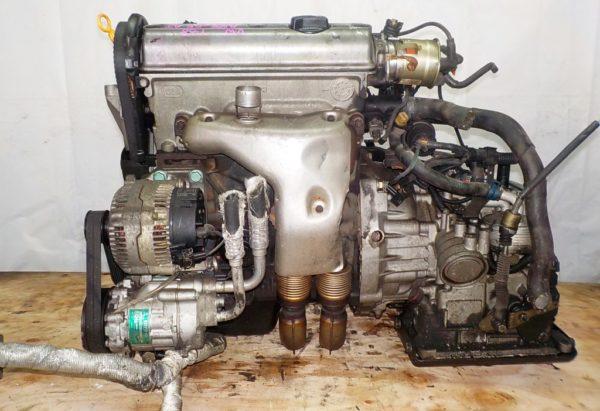 Двигатель Volkswagen AHS - 050154 AT FF 1