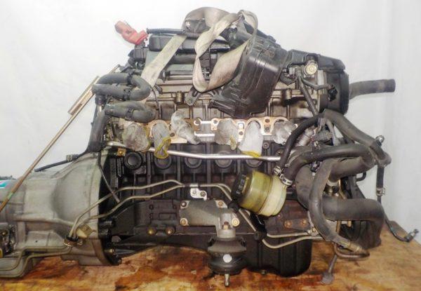 Двигатель Toyota 1G-FE - 7042309 AT 03-70LS A42DE-A04A FR GX110 BEAMS 160 980 km коса+комп 5