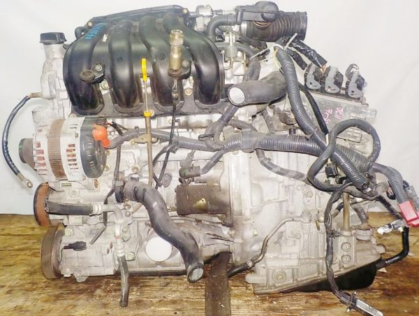 Двигатель Nissan MR18-DE - 042662A CVT RE0F08A FF коса+комп 1