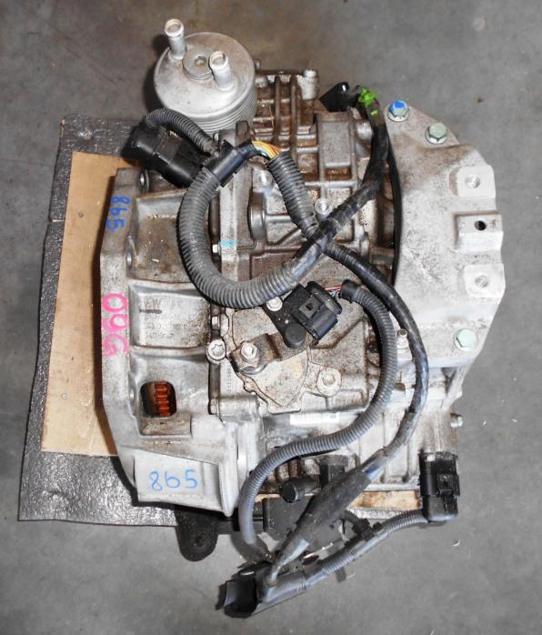 АКПП Volkswagen BLX AT FF (865) 2
