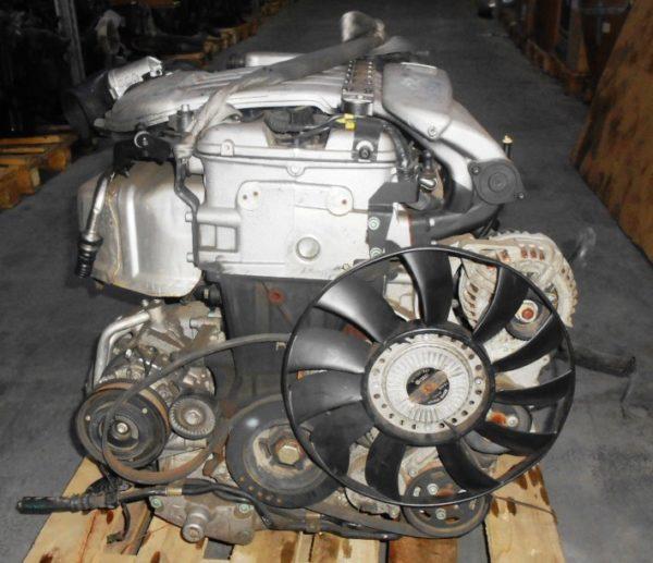 Двигатель Volkswagen AZX - 018532 AT FF коса+комп, без КПП 3