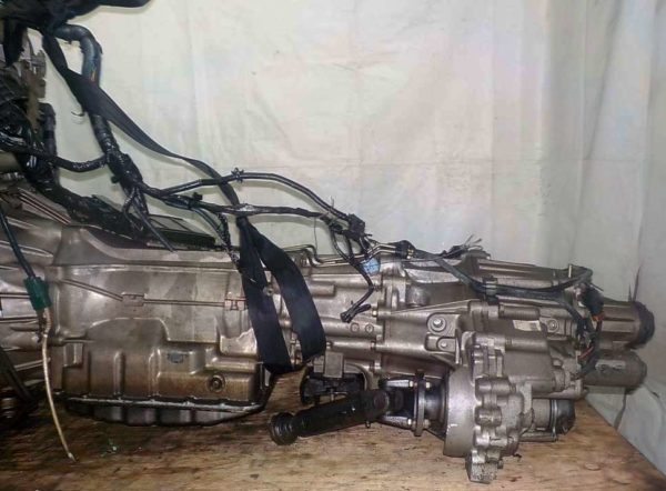 Двигатель Nissan VQ35-DE - 577810A AT FR 4WD Elgrand коса+комп 3