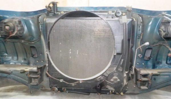 Ноускат Toyota Granvia (000421) 8