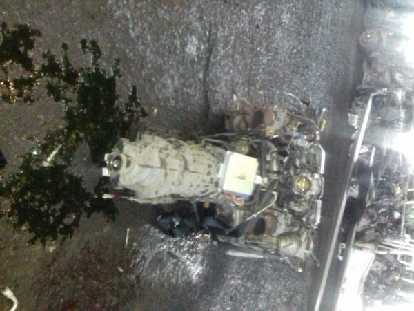 Двигатель Subaru EJ20 - 388532 AT TV1A4YBAAA FR 4WD BH5 EJ206DXAKS 51 000 km комп 5