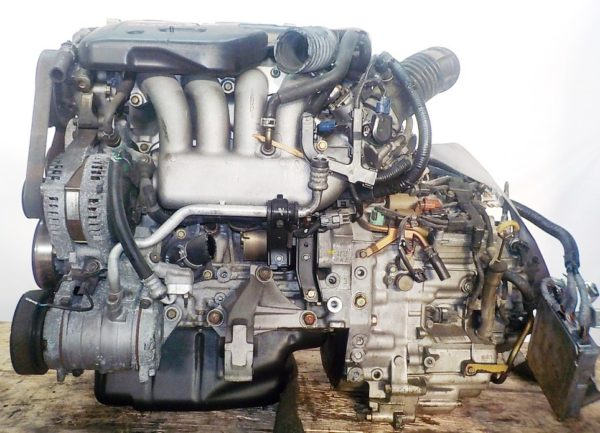КПП Honda K24A Odyssey коса+комп, брак крышки АКПП 1