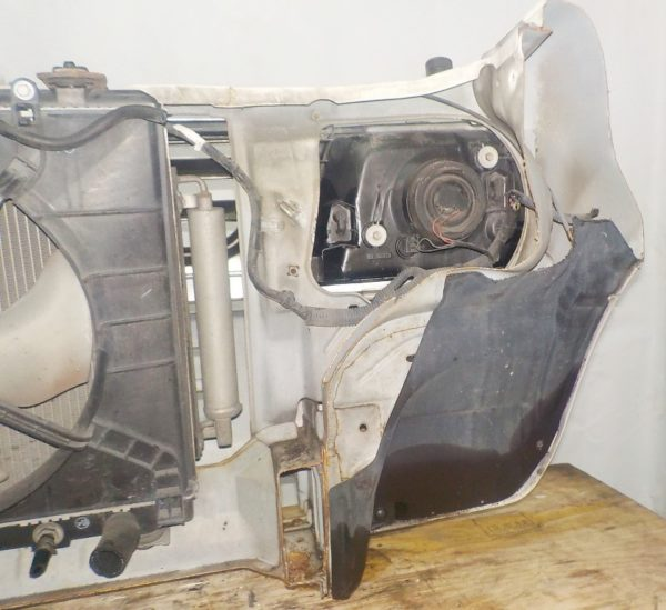 Ноускат Mitsubishi Pajero Mini, (2 model) (W02201913) 6