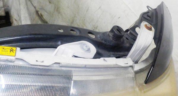 Ноускат Toyota Porte xenon (W05201804) 8