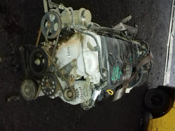 Двигатель Toyota 2NZ-FE - 2595918 AT U441E FF NCP60 коса+комп 3