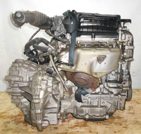 КПП Nissan MR20-DE CVT RE0F10 GB57 FF C25 4