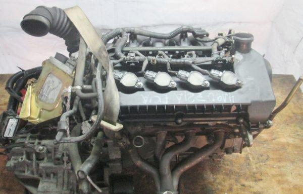 Двигатель Mitsubishi 4A90 - 0002136 CVT F1C1A FF Z21A коса+комп 4
