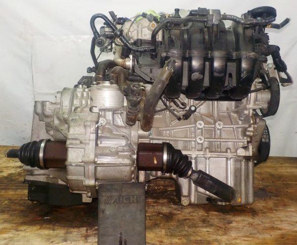 Двигатель Volkswagen BLP - 055606 AT FF 5