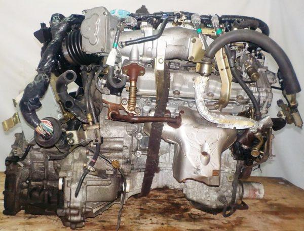 Двигатель Nissan VQ25-DD - 128620A AT RE4F04B FF A33 NEO без датчика скорости коса+комп 1