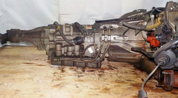Двигатель Toyota 2TZ - 2078594 AT 03-71LE 35000-28542 FR 7