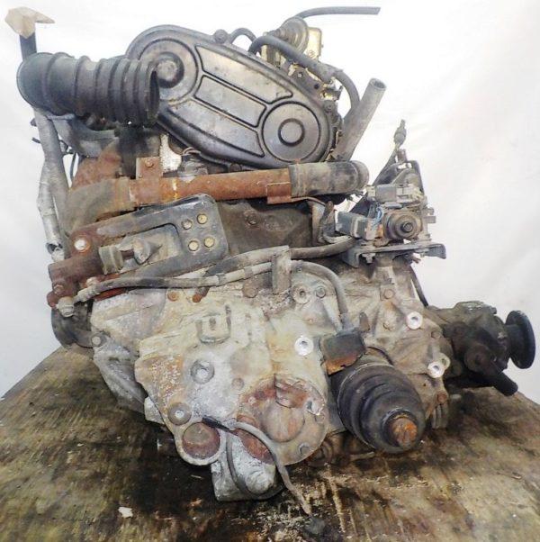 Двигатель Nissan CD17 - 627603X MT RS5F31A FF 4WD гидравлическая 5