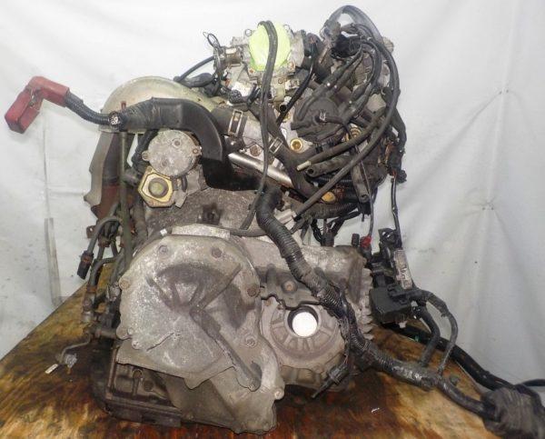 Двигатель Toyota 3S-GE - 9294388 AT FF ST202 трамблер коса+комп 6