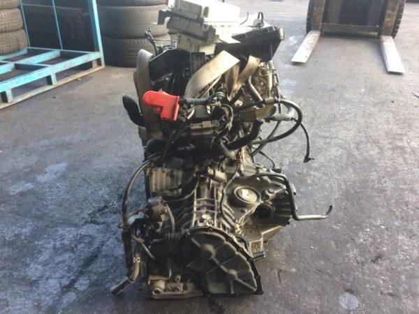 Двигатель Nissan CG10-DE - 386045B AT RE4F03B FQ40 FF K11 70 500 km коса+комп 5