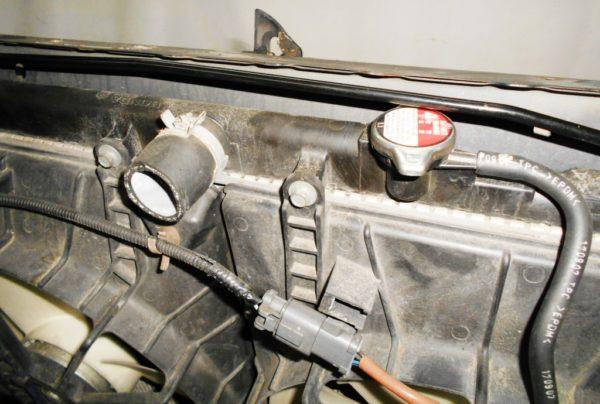 Ноускат Honda Stepwgn RG, (1 model) xenon (M1904238) 8