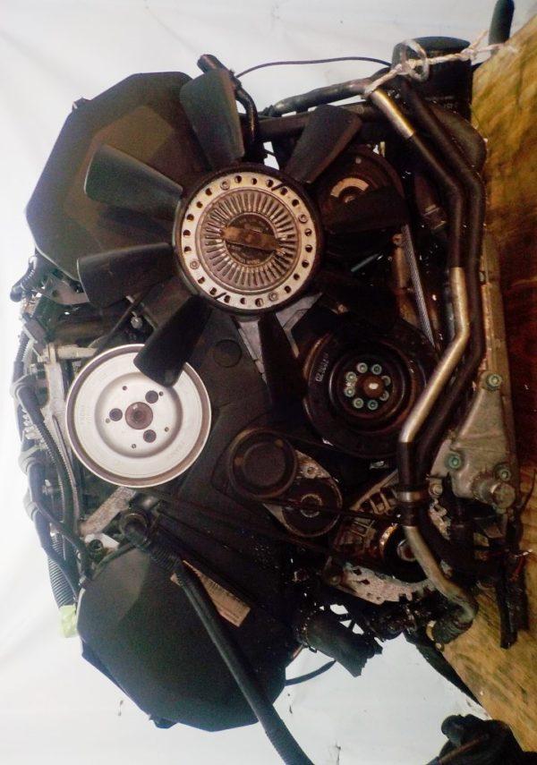 Двигатель Volkswagen AMX - 026299 AT FF коса+комп 1