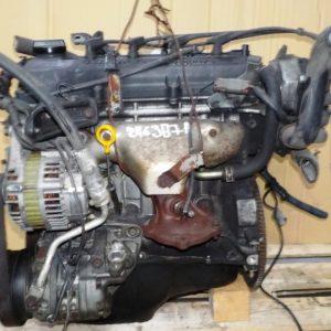 Двигатель Nissan CG13-DE - 246387A AT FF, брак крышки клапанов, без КПП 10