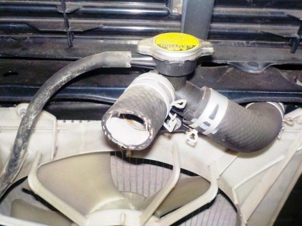 Ноускат Toyota bB 30 2000-2005 y., xenon (W09201834) 9