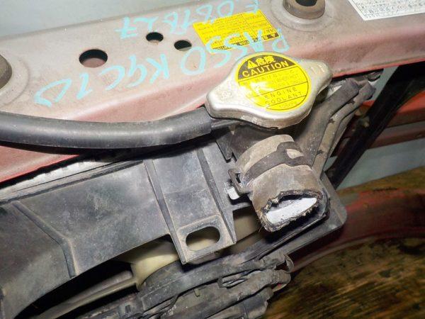 Ноускат Toyota Passo 10 (E081827) 10