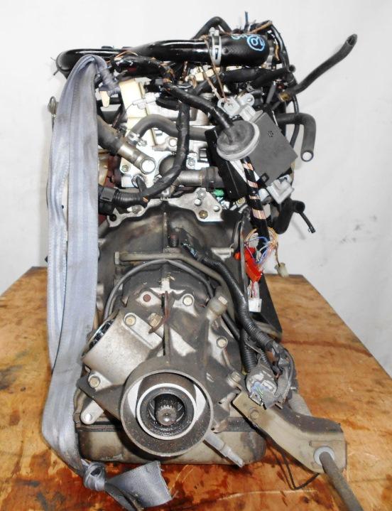 Двигатель Daihatsu EF-DET - 6479622 AT FR JBS5 J131G 98 000 km коса+комп 5