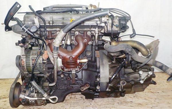 КПП Nissan GA15-DS MT FF 4WD 1