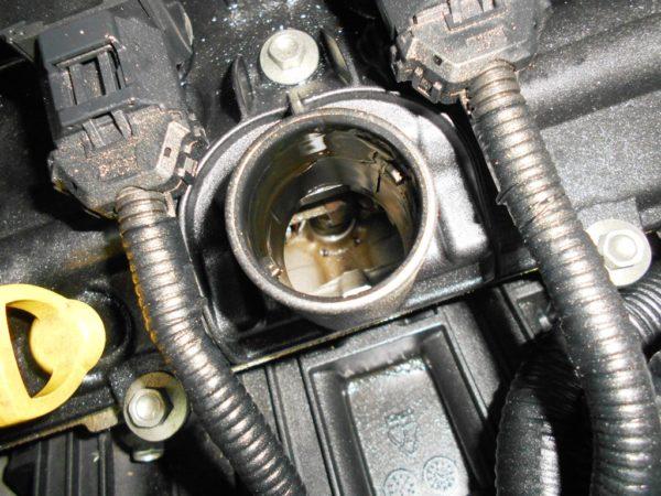 Двигатель Mazda P3-VE - 30202104 CVT FF DEJFS 86 000 km коса+комп 7