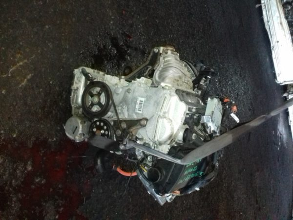 Двигатель Toyota 1NZ-FXE - 4790185 AT FF NHW20 84 000 km коса+комп 4
