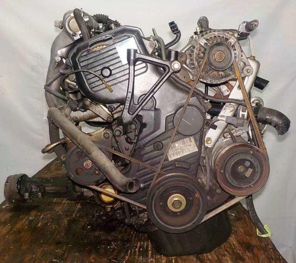 Двигатель Toyota 5S-FE - 1060839 AT A541F FF 4WD Gracia коса+комп 4