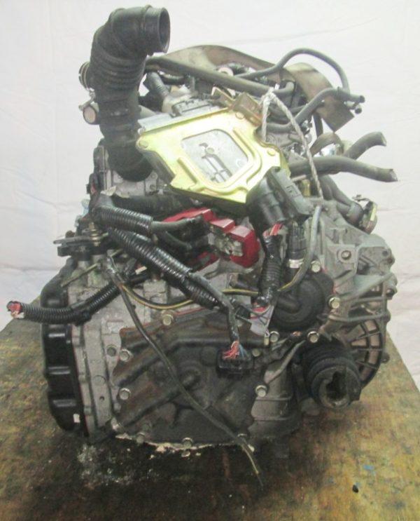 Двигатель Mitsubishi 4A90 - 0002136 CVT F1C1A FF Z21A коса+комп 2