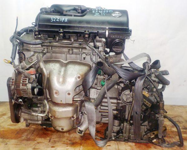 КПП Nissan CR14 AT RE4F03B FF Z11 1