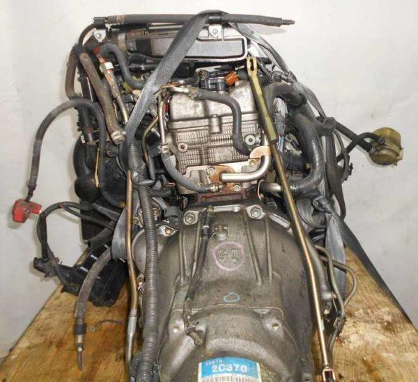 Двигатель Toyota 1G-FE - 7000369 AT 03-70LS A42DE-04A FR GX110 BEAMS 172 300 km коса+комп 7