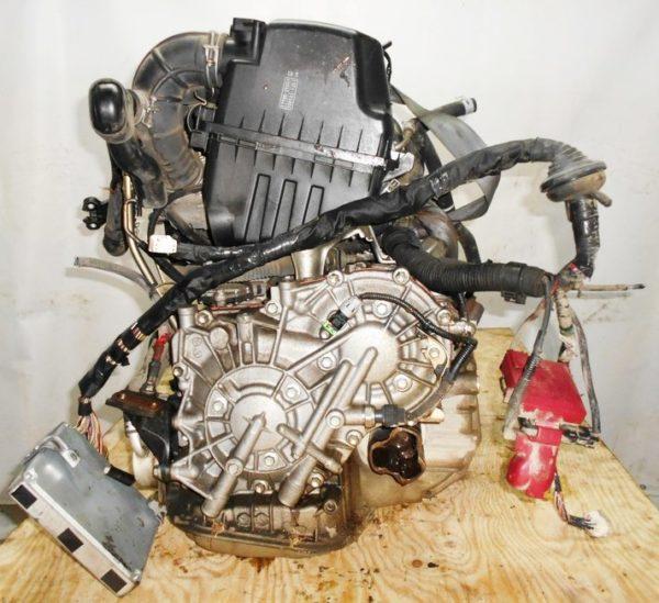 Двигатель Toyota 1NZ-FE - C388939 CVT K210-02A FF NCP81 электро дроссель коса+комп 4