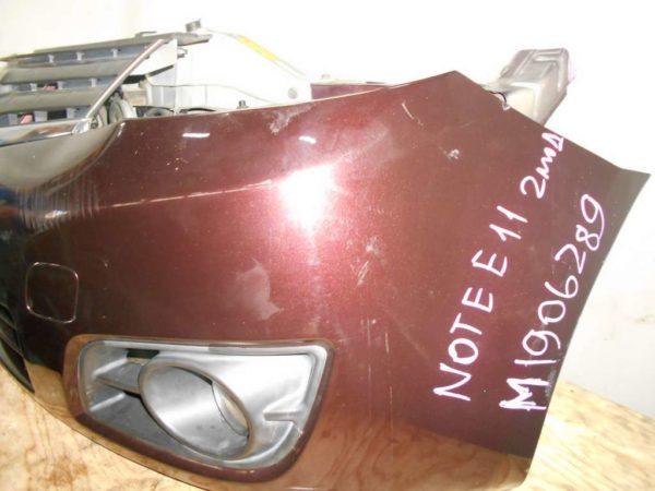 Ноускат Nissan Note (2 model) (M1906289) 3
