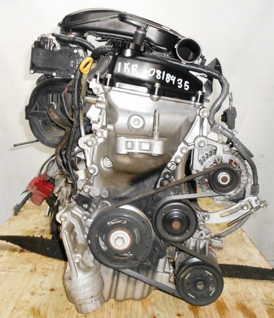Двигатель Toyota 1KR-FE - 0818435 CVT K410-04A FF KSP90 111 000 km 3